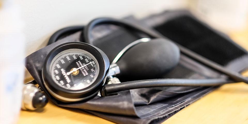Blutdruck-Messgerät
